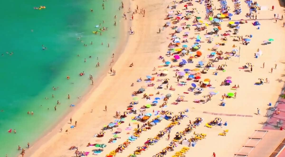гран-канария пляжи