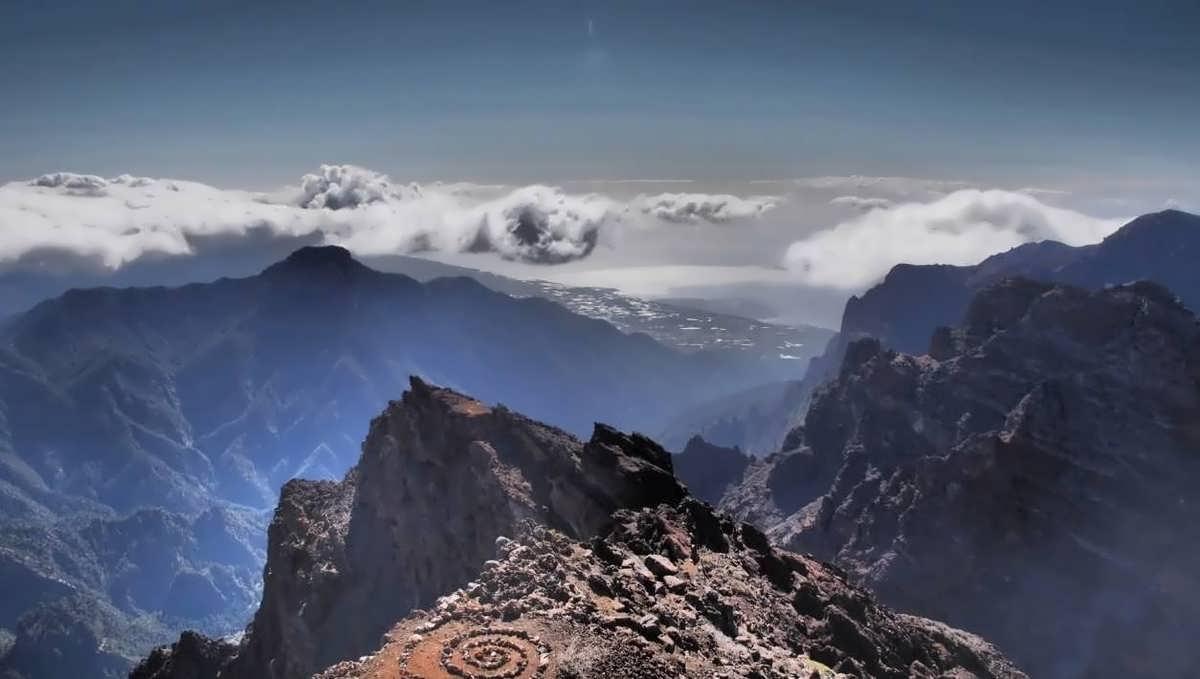вулкан табуриенте